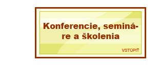 Konference, semináře a školení